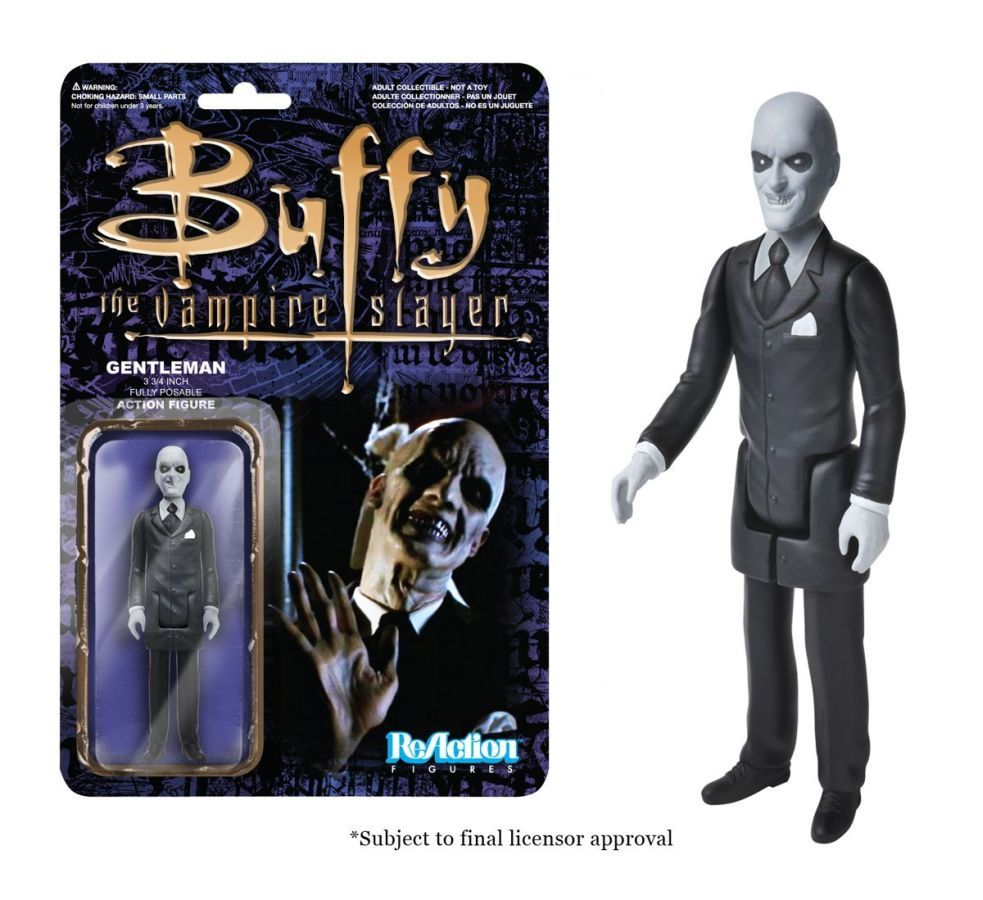 Buffy the Vampire Slayer The Gentleman ReAction Figure