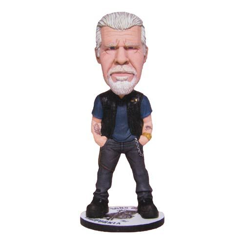 Sons of Anarchy Clay Morrow 6 Inch Bobblehead