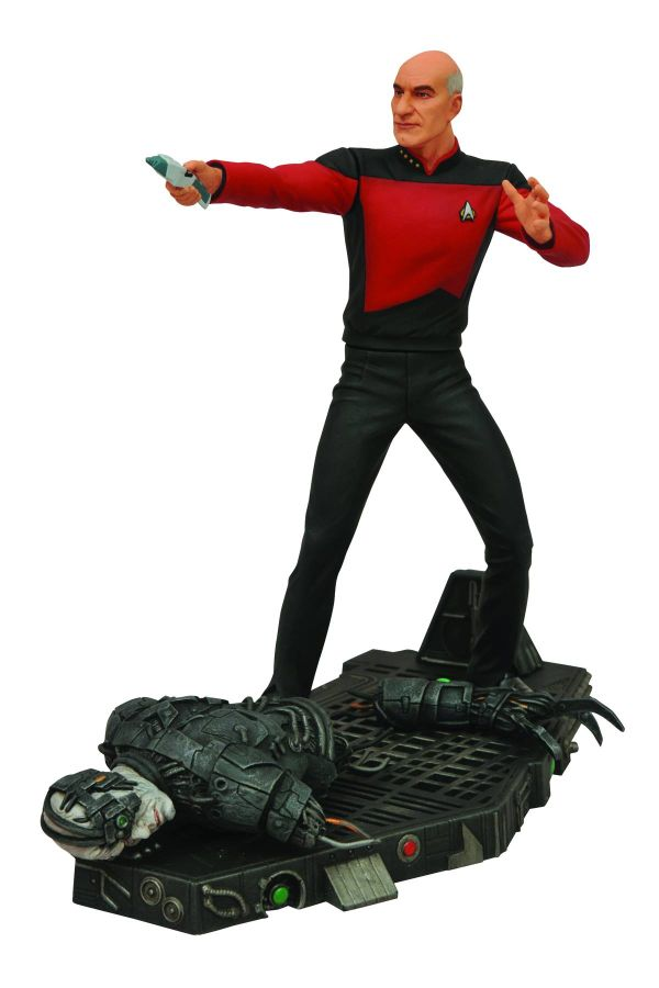 Star Trek Select Jean-Luc Picard Figure