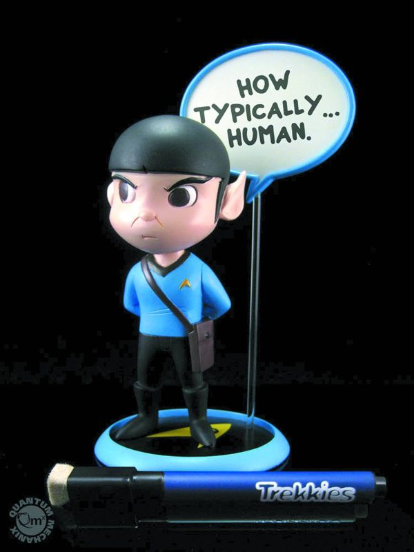 Star Trek Q-Pop Spock Figure
