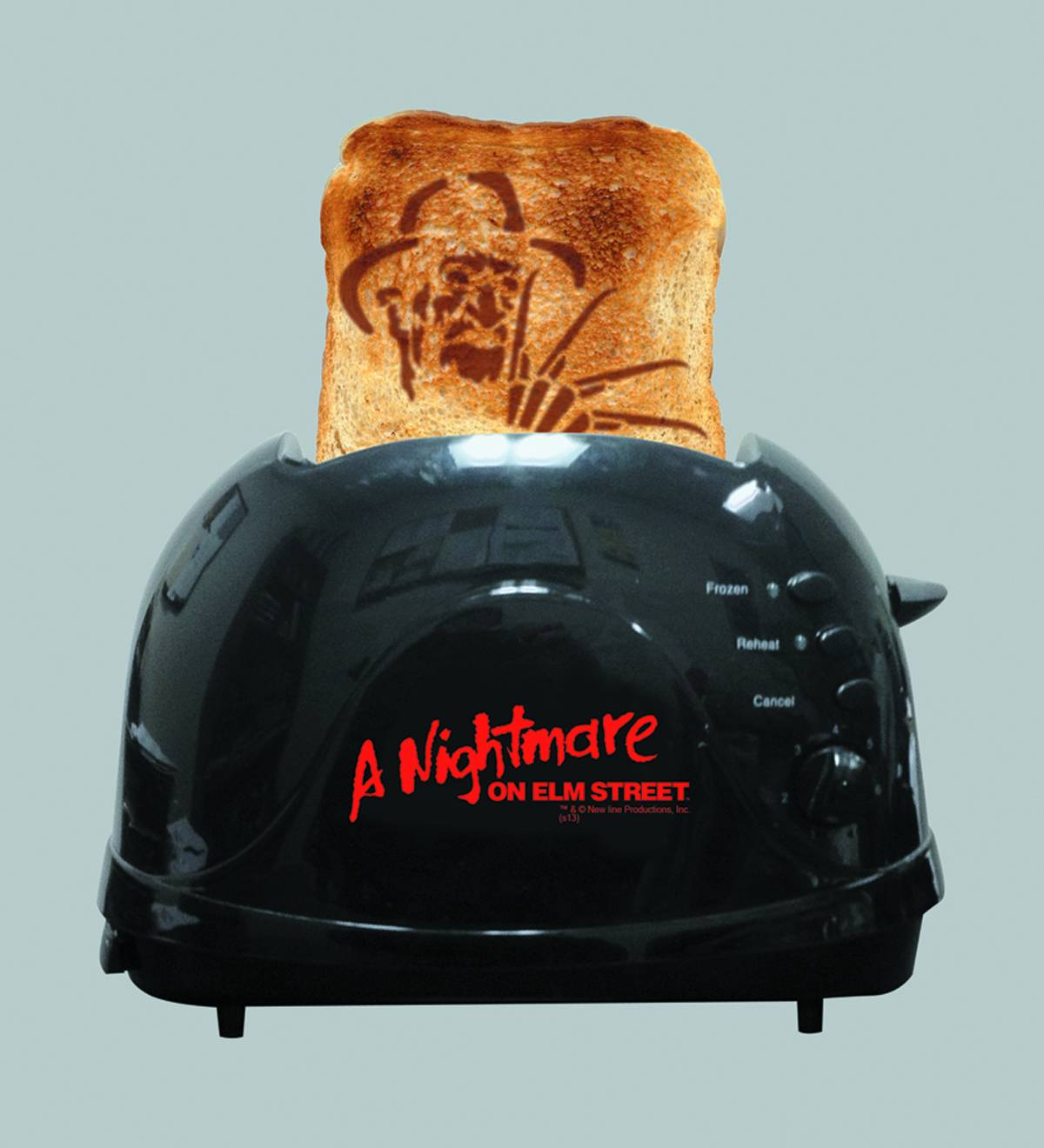 Nightmare On Elm Street Toaster
