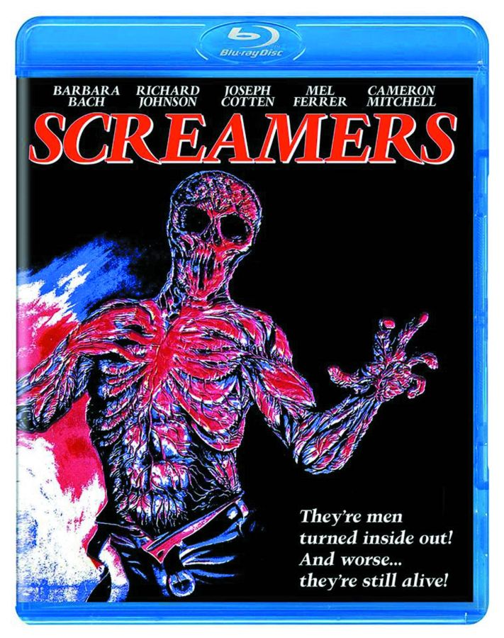 Screamers Blu-Ray