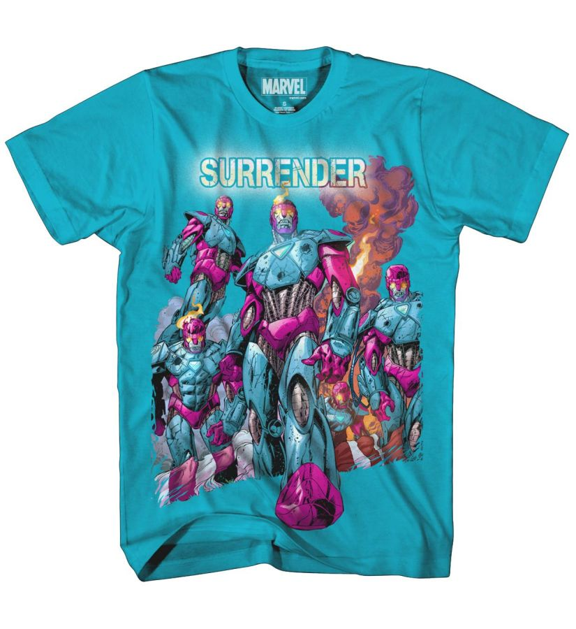 Marvel Sentinel Surrender T-Shirt