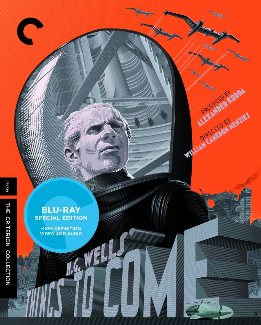 Things to Come Criterion Blu-Ray