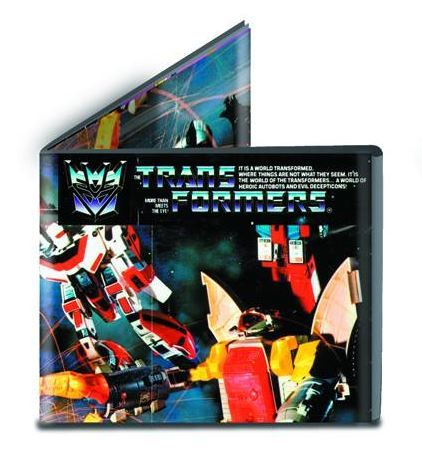 Transformers Super Wallet 1985 Version