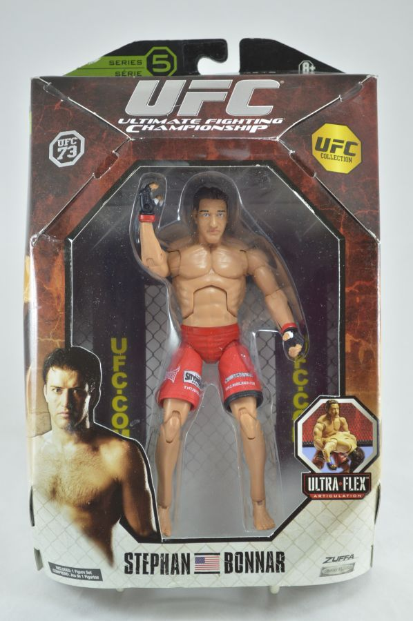 UFC Stephan Bonnar Figure Series 5 Jakks