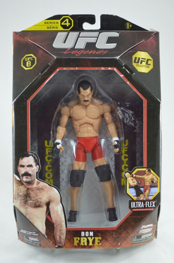 UFC Don Frye Figure Series 4 Jakks