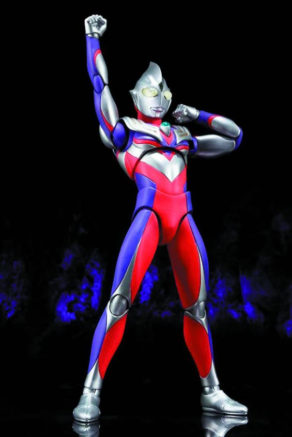 Ultra Act Ultraman Tiga Multi Type Figure