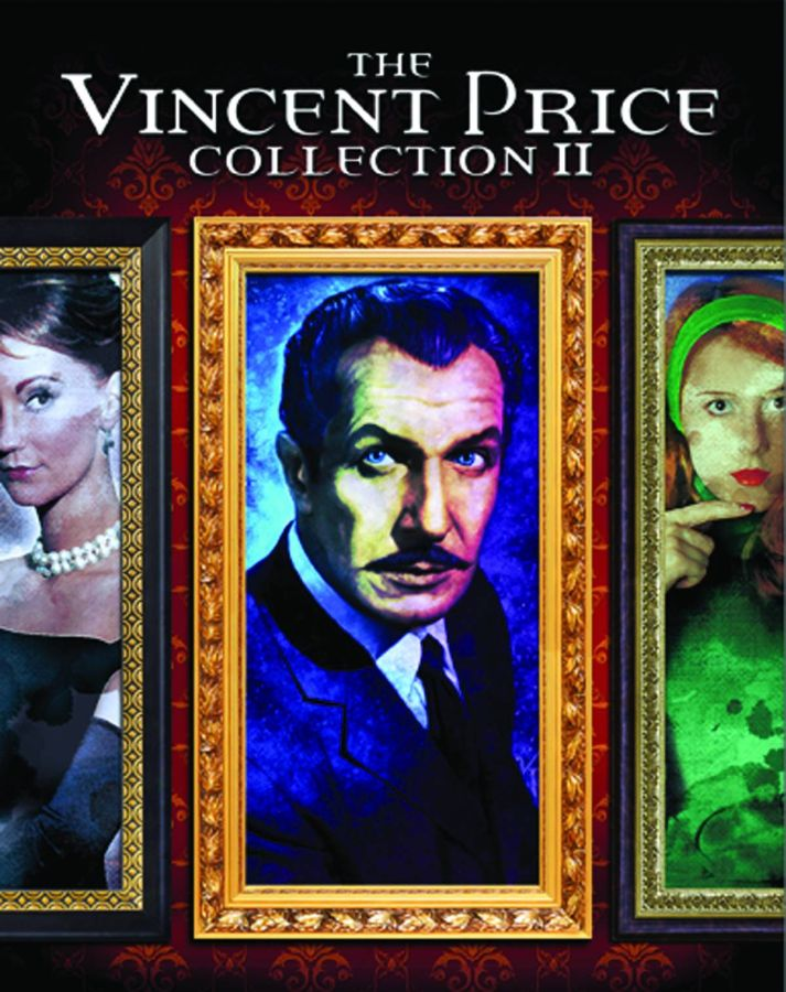 Vincent Price Collection Volume 2 Blu-Ray Set
