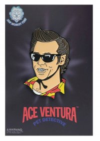 Ace Ventura Shades Pin