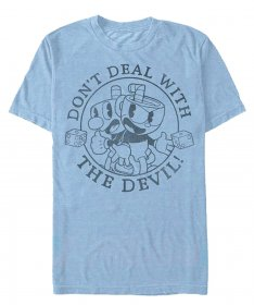 Cup Head Don't Deal with the Devil T-Shirt