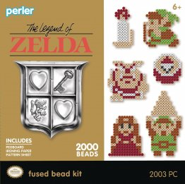 Legend of Zelda Bead Activity Kit
