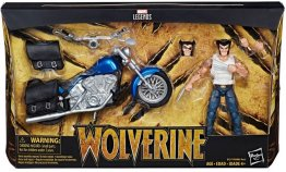 Marvel Legends Wolverine Motorcycle